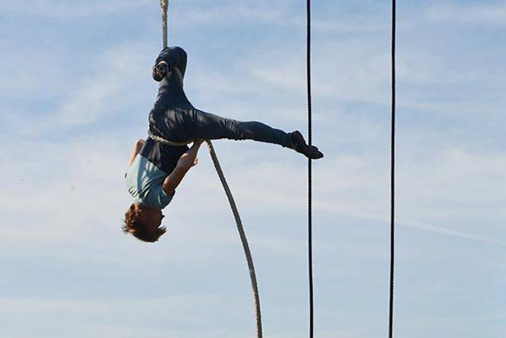 Aerial Rope 2